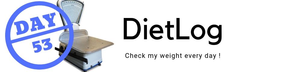 【40代主婦の糖質制限ダイエット53日目】朝の体重測定がキツい