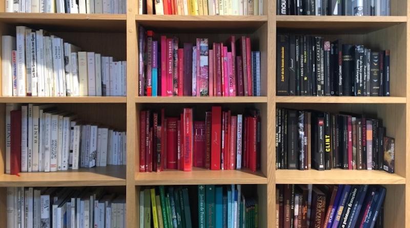 「実践式片づけノートBOOK」チャレンジ18日目【デスク、本棚】