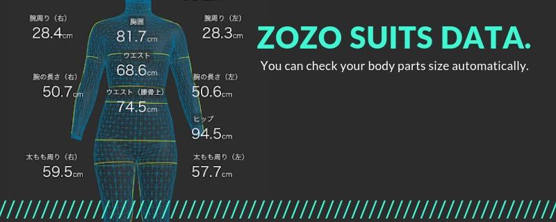 【ZOZOスーツ】ダイエット用にボディサイズ記録!3回目だよ