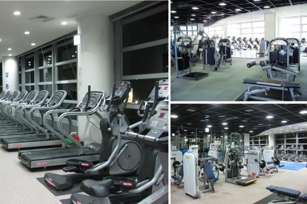 池袋スポーツセンタートレーニングルーム