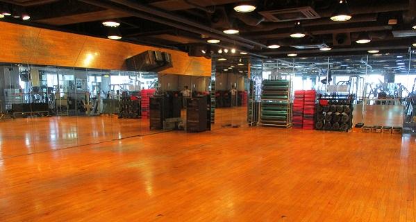 コナミスポーツクラブ渋谷店 スタジオ