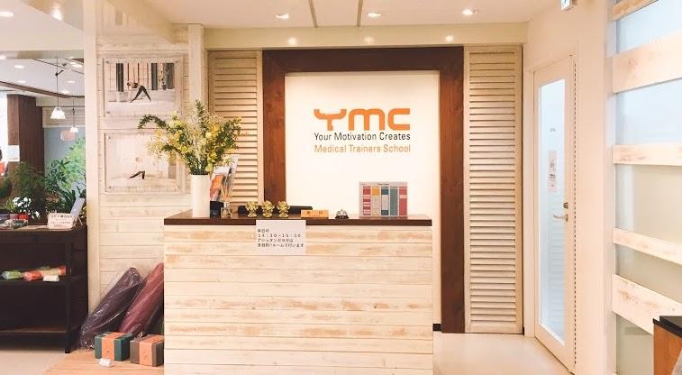 YMCヨガスタジオ 新宿店入り口