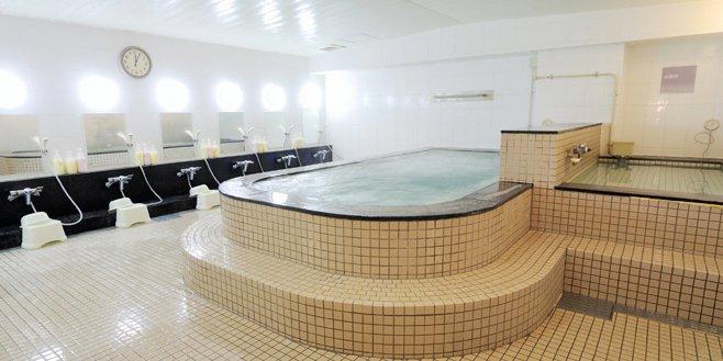 ティップネス 東武練馬店お風呂