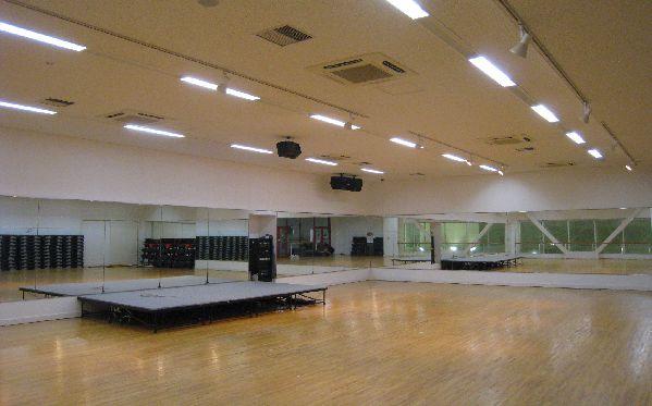 コナミスポーツクラブ武蔵小杉店スタジオ