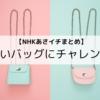 【NHKあさイチまとめ】小さいバッグにチャレンジ!(5月8日)