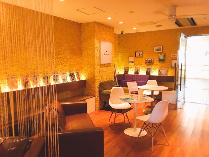 zen place 三軒茶屋店 休憩スペース