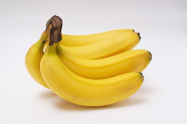 健康効果のある美味しいバナナ