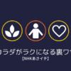 【NHKあさイチ】40代から!生活がラクになる賢いカラダの使い方(7月22日)