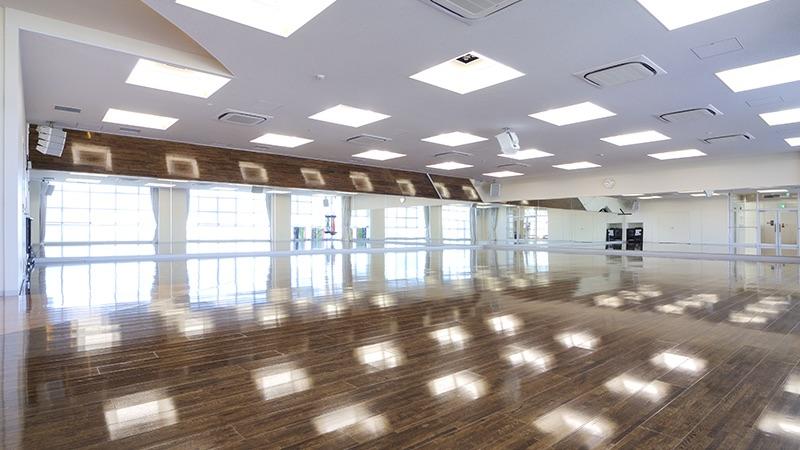 ティップネス練馬店 スタジオ