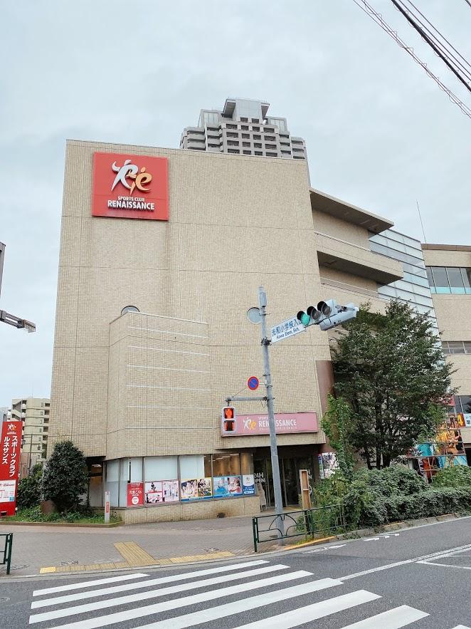 スポーツクラブルネサンス石神井公園24 外観