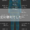 ダイエット開始時にZOZOスーツで記録した【実測データとの比較あり】